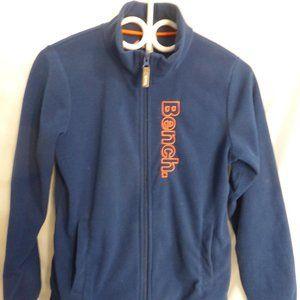 BENCH, 11-12, fleece zip up jacket with thumbholes